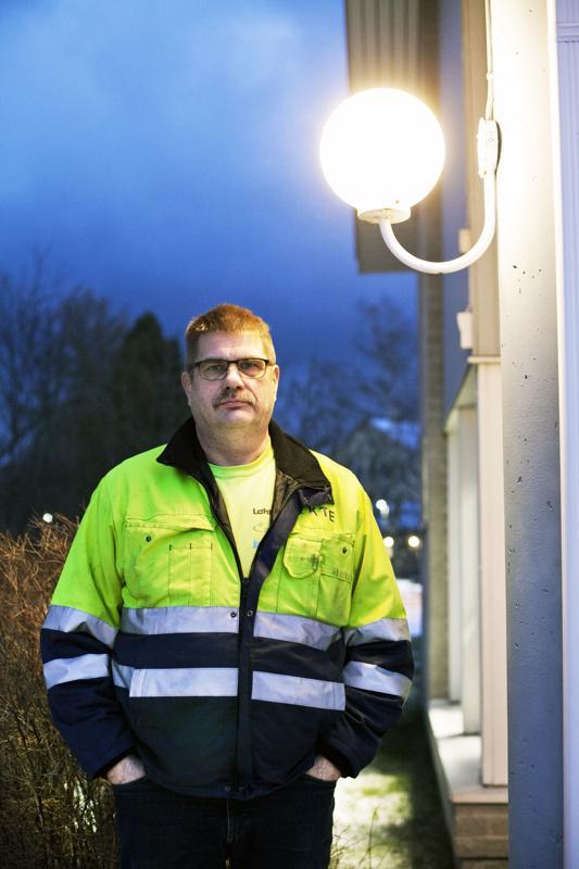 Aimo Siironen on pyörittänyt Kalajoen Teollisuuseristys -yritystään vuodesta 1995.