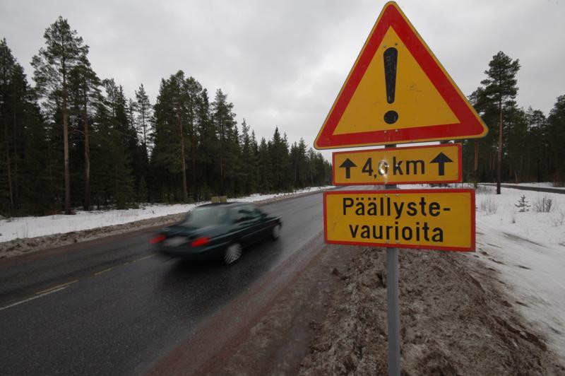 Oulainen, Ylivieska ja Sievi sekä muut kantateiden 86 ja 63 kunnat ajavat Kauhava-Liminka -välin kunnostamista ja luokituksen nostoa.