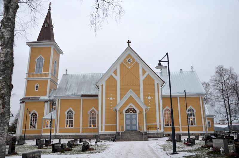 Kirkon remontin jälkeen remontoidaan Vinnurvan leirikeskusta.