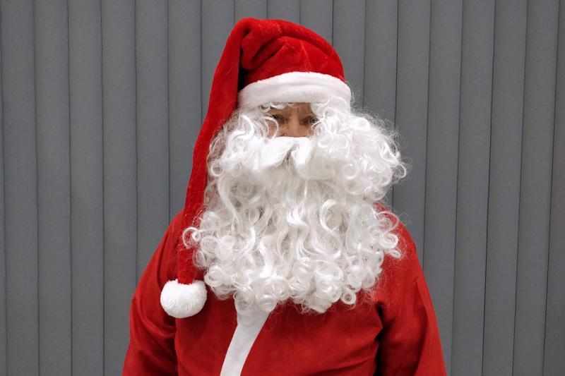 Joulupukki 2.Työväen opintojen vetreä veteraani.