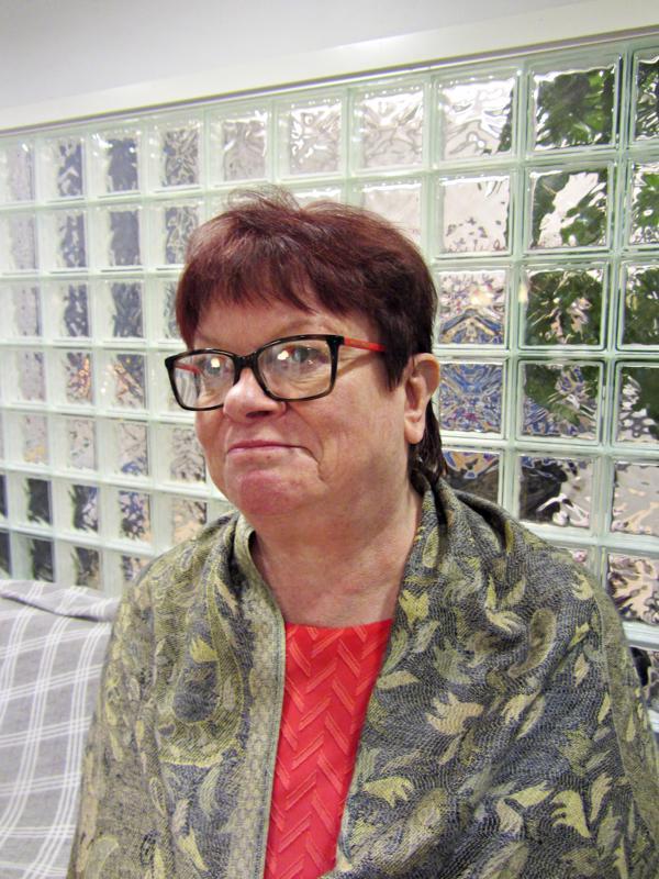 Eeva Tikanmäki: - Vapaus, arvostan sitä. Olen erittäin isänmaallinen ihminen. Suomi on kaunis maa, kerta kaikkiaan tärkeä.
