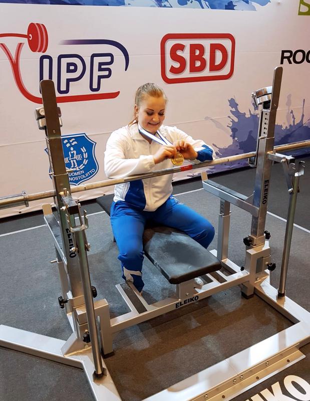 MM-pronssi Vantaan MM-kisoista oli Julianna Löllön kauden kohokohta.