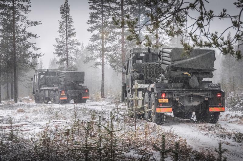 Maavoimien Arctic Shield 18 -harjoitus järjestetään Rovajärvellä marraskuun ja joulukuun vaihteessa.