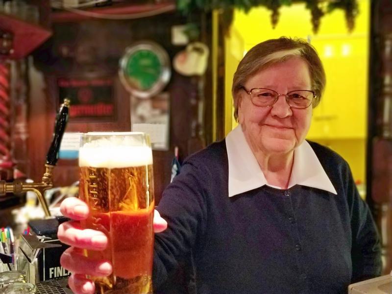 Anja Koikkalainen on viihtynyt Ebbassa yrittäjänä 28 vuotta.