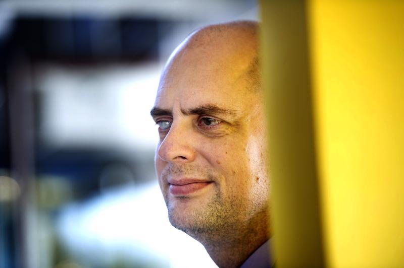 Jonne Sanberg palkittiin YES agenttina.