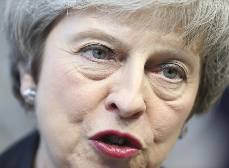 EU-kokouksessa listattiin Britannian pääministeri Theresa Mayn pyynnöstä paperille jo aiemmin sovittuja asioita.