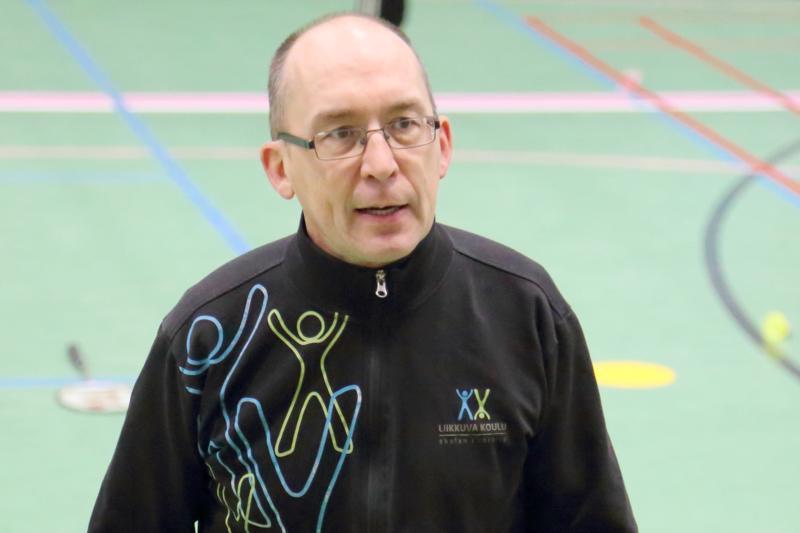 Liikkuva Ylivieska -hankkeen koordinaattori Juha Torvikoski kertoo, että liikkuvan päivän tapahtumat ovat monialaisia, koska niistä saatua materiaalia työstetään muissa oppiaineissa.