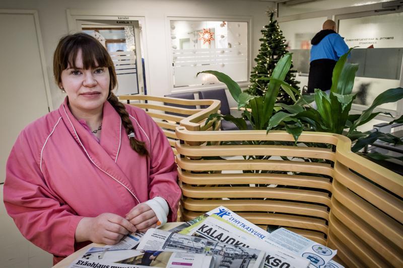 Raskauteen liittyvien komplikaatioiden pelko sai Jenna Iso-Junnon tarttumaan puhelimeen maanantaina.