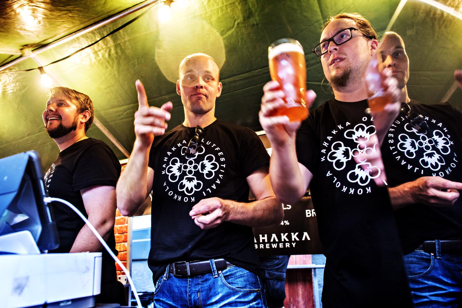 Kahakka Olutfestivaali