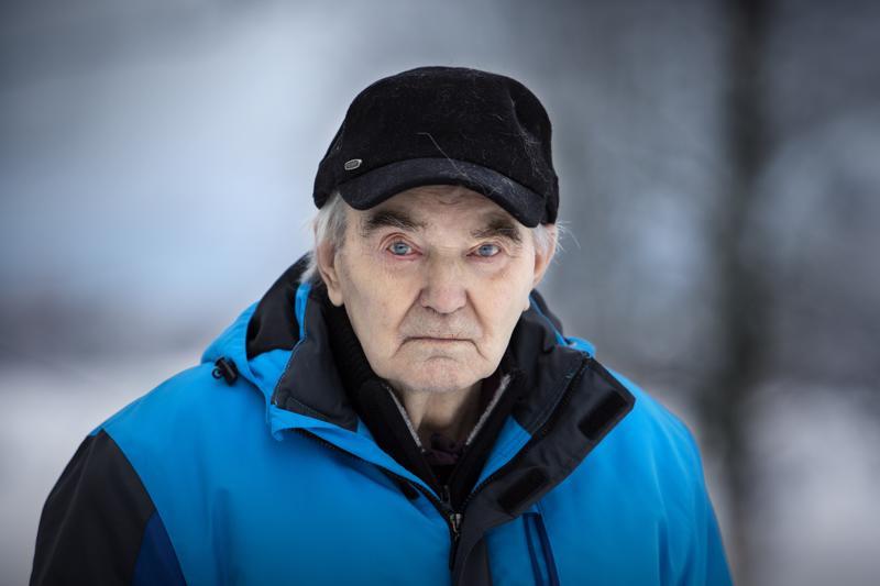Olavi Mäkelä, Ullava
