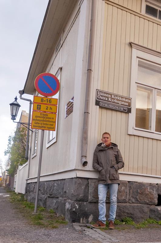 Ville Pynssi on yksi Kokkolassa kannuksensa hankkineista Suomen huippurumpaleista.