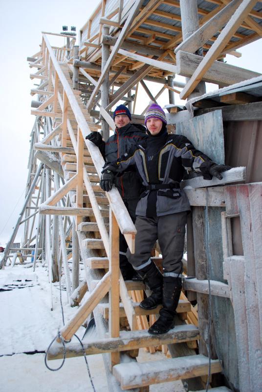 Veli-Matti ja Janne Haukipuro olivat ryhtyneet kunnostamaan Vattukylän hyppyrimäkeä. Mäen kokoluokkaa oltiin kasvattamassa niin, että siitä pystyisi turvallisesti hyppäämään 40 metriä entisen 30 sijaan. Kaavailuissa veljeksillä oli rakentaa viereen myös pikkumäki aloitteilijoita varten ja perustaa Haapavedelle oma mäkihyppyseura.
