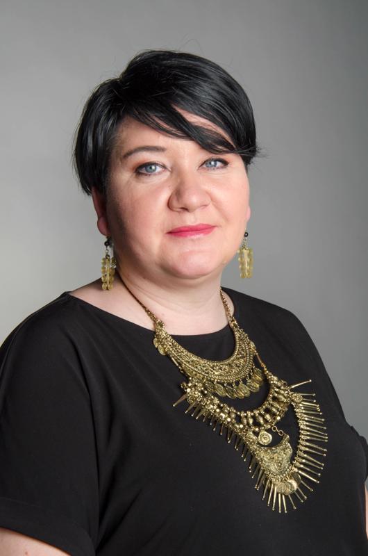 Mirka Johansson.