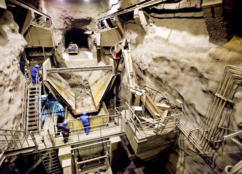 Pyhäsalmen kaivoksen kahden vuoden jatkomahdollisuus on vielä epävarmaa.