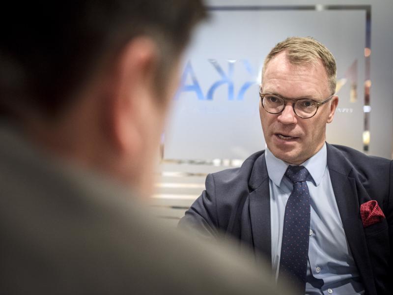Jyrki Rantala aloitti OP Keski-Pohjanmaan toimitusjohtajana 1. joulukuuta.