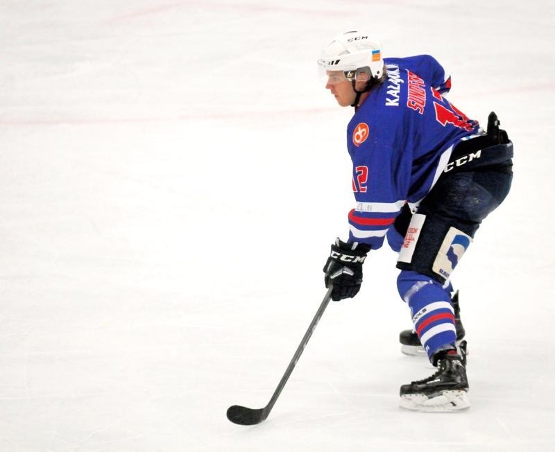 Niklas Sundfors teki ratkaisumaalin sunnuntain pelissä.