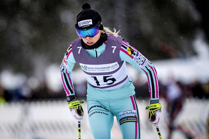 Anni Alakoski oli viides Suomen cupissa.