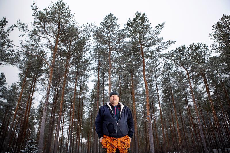 Kokkolan kaupunginhallituksen puheenjohtaja Reino Herlevi toivoo jäitä hattuun vaatimukselle Ullavan itäosien siirtämiseksi joko Toholammin tai Kaustisen kuntaan.