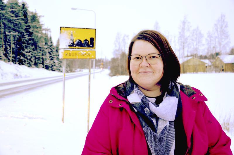 Hanna Meriläisen mukaan nimilistoilla testataan, onko Ullavan Ylikylissä riittävää innokkuutta käynnistää osakuntaliitosprosessi Kaustisen suuntaan.