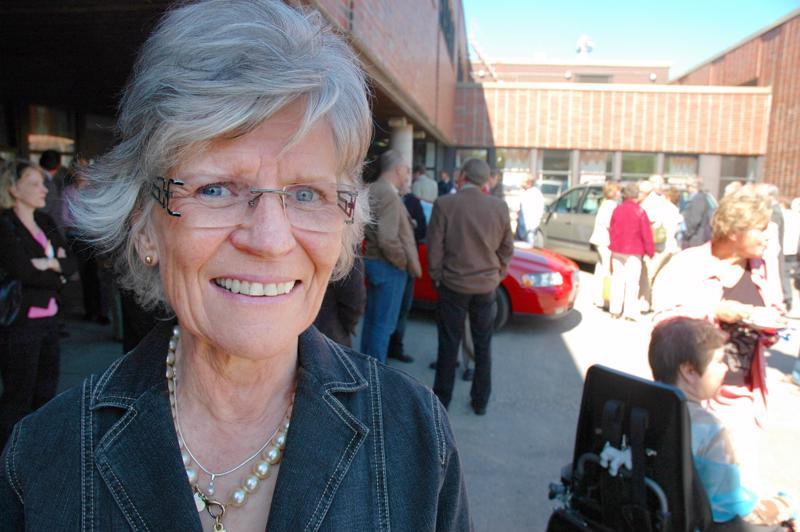 Vajaa vuosi sitten edesmennyt Märta-Lisa Westman oli myös tulisieluinen kulttuurin puolestapuhuja.