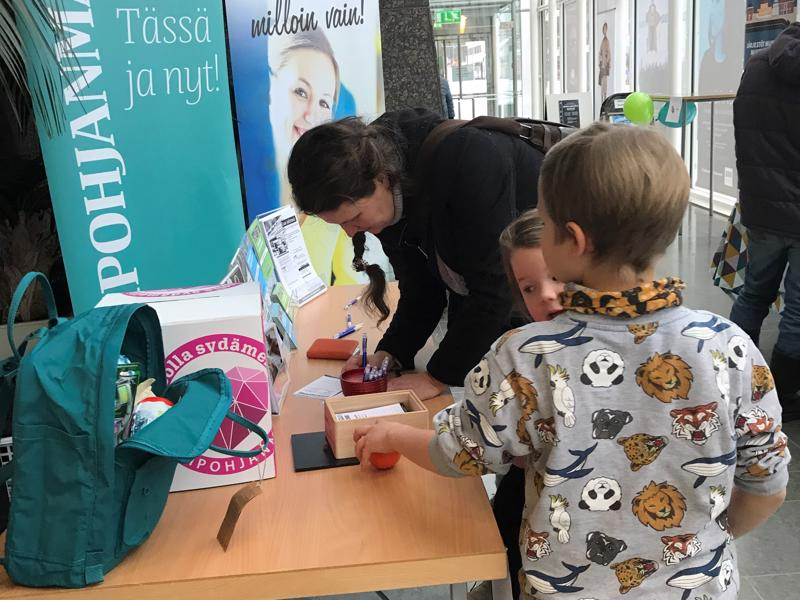 eKeski-Pohjanmaa hanke järjestää Tartu digiin -kiertueen yhteistyössä paikallisten kumppaneiden kanssa.
