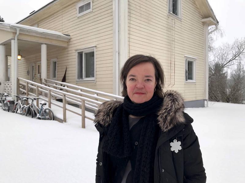 Jetta Huttunen aloitti Kattilakosken kulttuuriosuuskunnan ohjaimissa vuoden alussa.