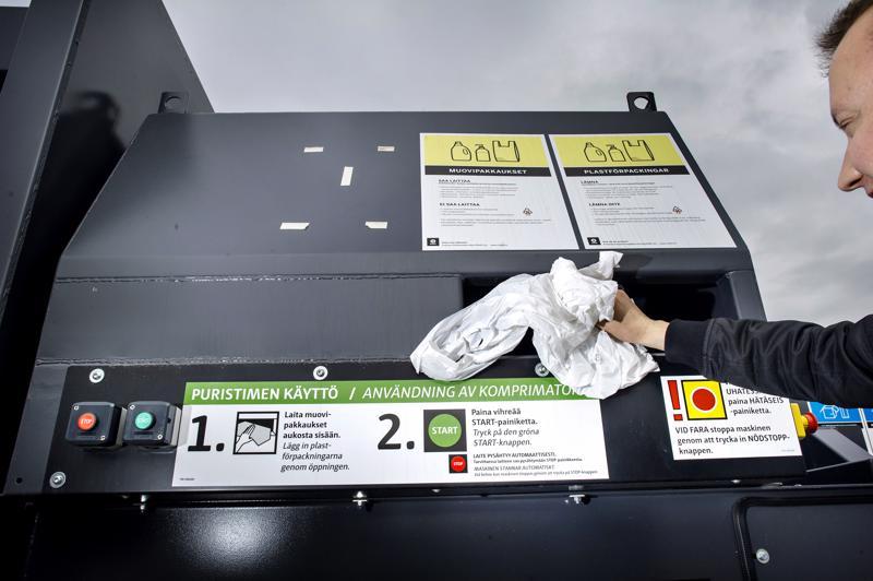 Monet kunnat sekä Pohjanmaan jätelautakunta ovat olleet sitä mieltä, että muovinkeräys on riittämätöntä.