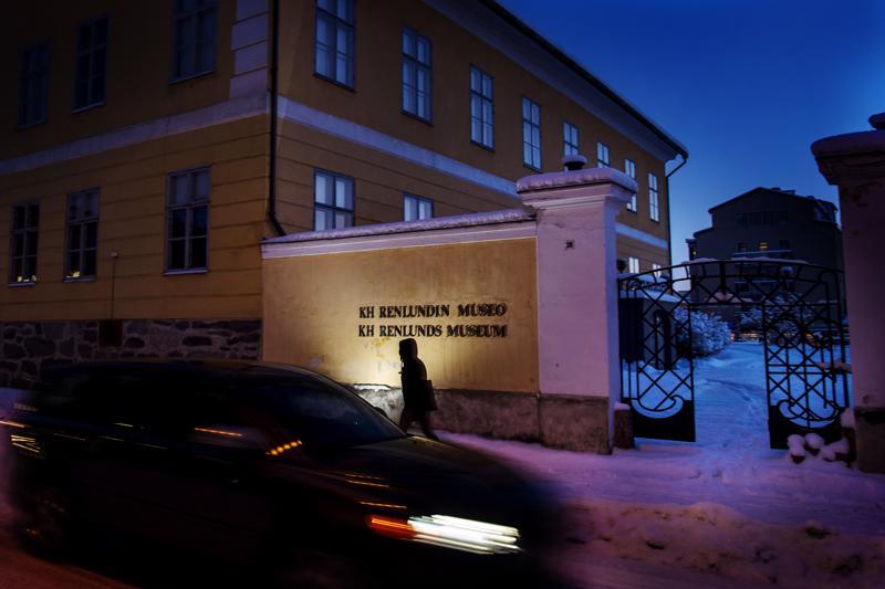 K.H.Renlundin museolle aiotaan hakea alueellisen vastuumuseon statusta.