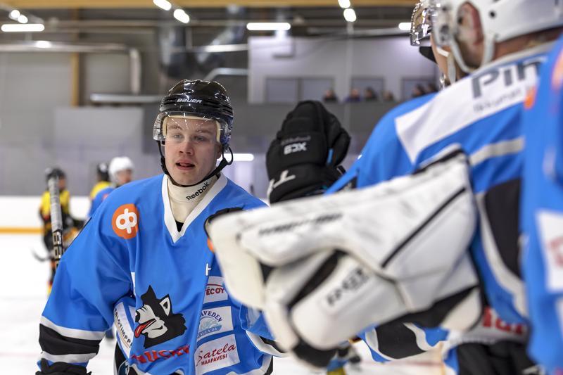 Rasmus Tähtelä palasi kahden vuoden tauon jälkeen Huskeihin ja antoi jatkoajalla avausmaalin lisäksi ratkaisevan syötön Huskien voittomaaliin.