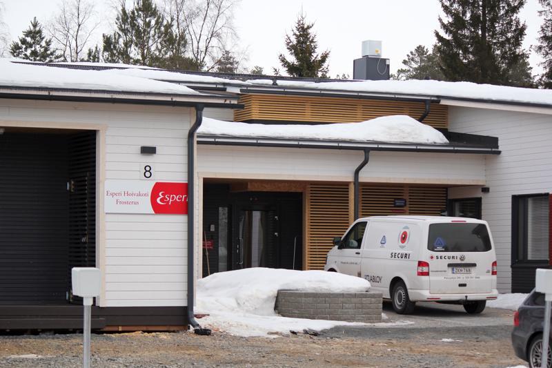 Esperi Care aloitti toiminnan Kärsämäellä viime keväänä.