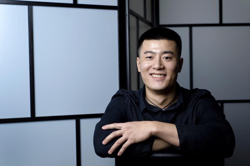 Liu Kun halusi muuttaa Kokkolaan, koska täällä meri on niin lähellä.