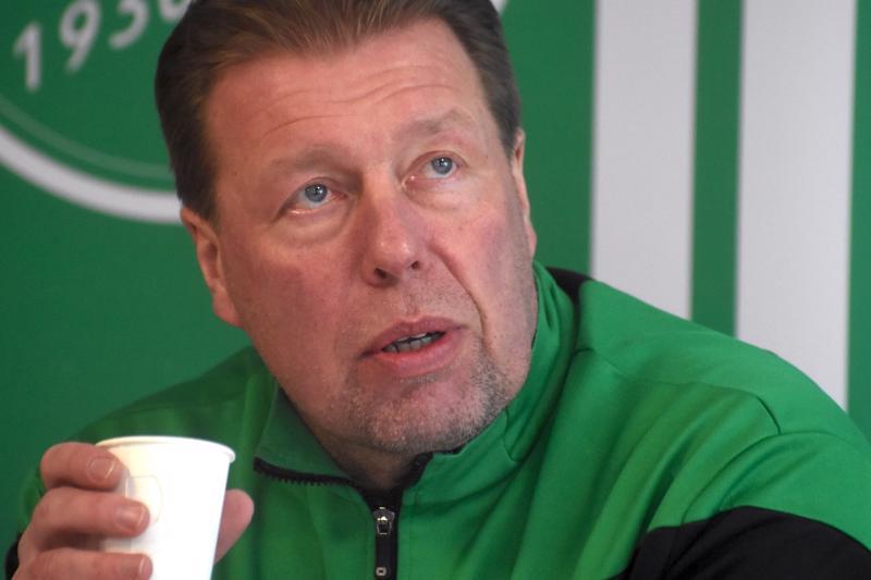 Jarmo Korhosen mukaan Ilves on KPV:tä edellä pelituntumassa.