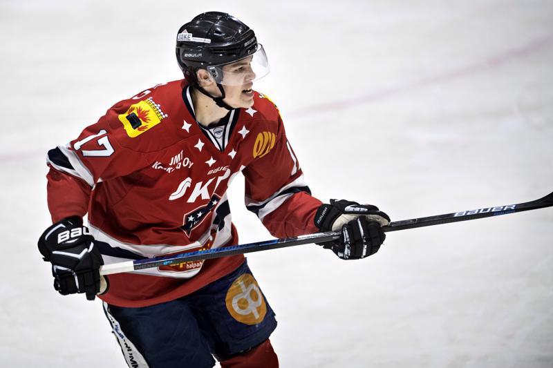 Hermeksen Jesse Koskenkorva sai pikakomennuksen Vaasaan täksi illaksi.
