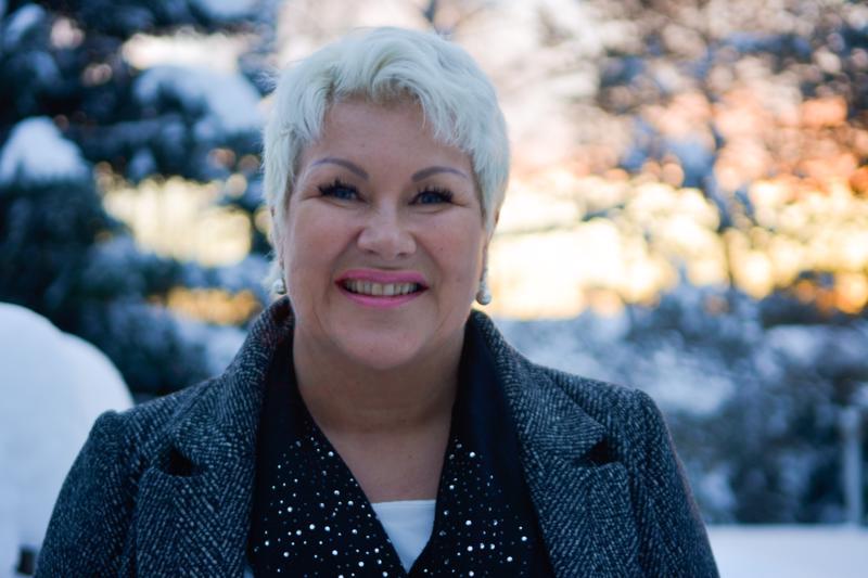 Keski-Pohjanmaan Yrittäjien toimitusjohtaja Mervi Järkkälä nauttii vapaalla kiireettömästä yhdessäolosta perheen ja ystävien kanssa.