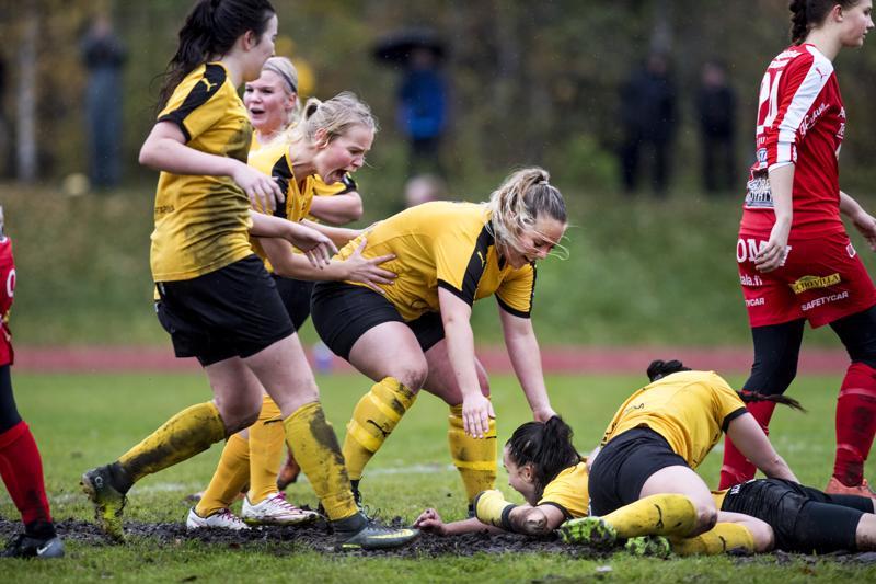 IK Myran aloittaa kautensa HJK:n vieraana, ensimmäinen kotipeli pelataan Kokkolan Kampushallissa.