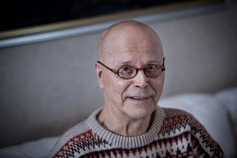Kokkolalainen Seppo Lahti julkaisi hengellisen kirjan omasta elämästään