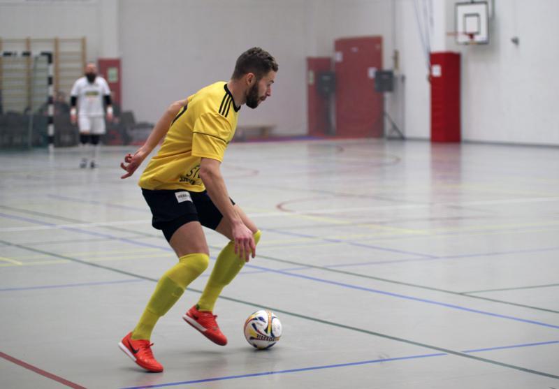 Sievi FS:n vaasalaisvahvistus Matias Träskbäck teki sunnuntaina ottelun ainoan maalin.