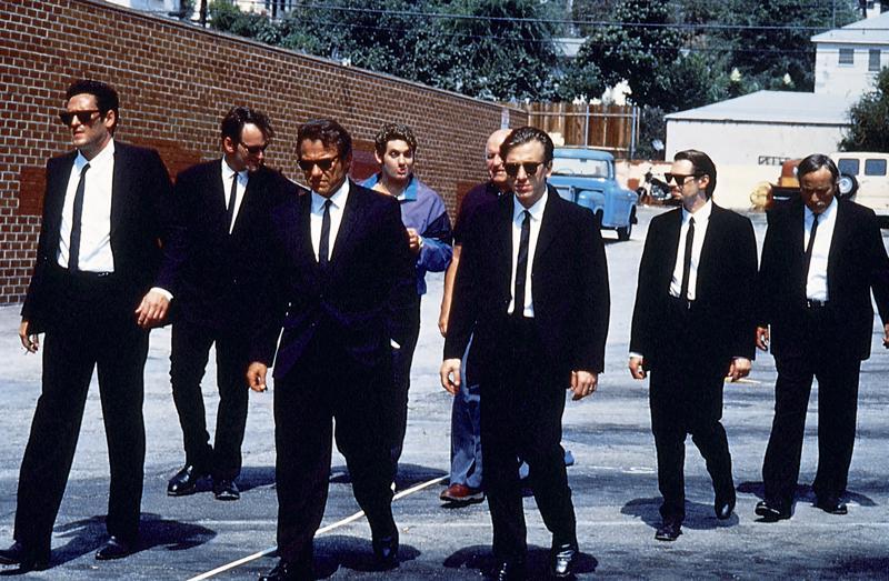 Reservoir Dogs on gangsteridraama välienselvittelystä epäonnistuneen keikan jälkeen. Pääosissa ovat Harvey Keitel, Tim Roth, Michael Madsen ja Chris Penn.