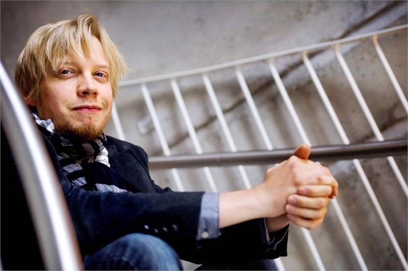 Antti Huntus matkalla Unescoon.