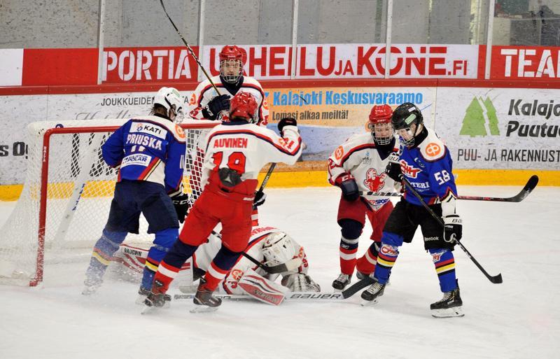 Topi Mäyrä (58) teki kaksi maalia SaPKoa vastaan