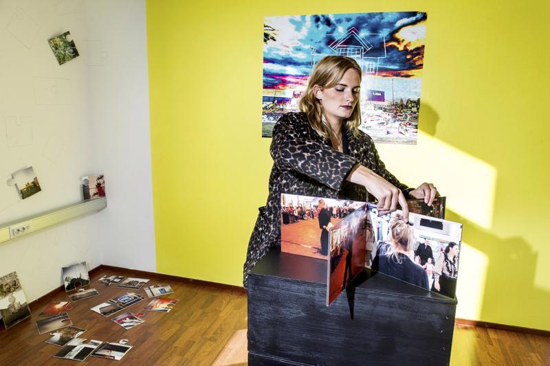 VISU-galleria lopetti toimintansa syksyllä 2014. Toistaiseksi viimeisessä näyttelyssä oli esillä mm. Fanny Hallgrenin teos Pissis Flicka.