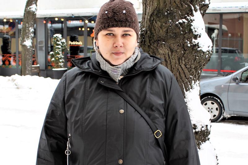 Kokkolalainen Mirka Tanninen nauttii erityisesti viikonloppumatkoista.