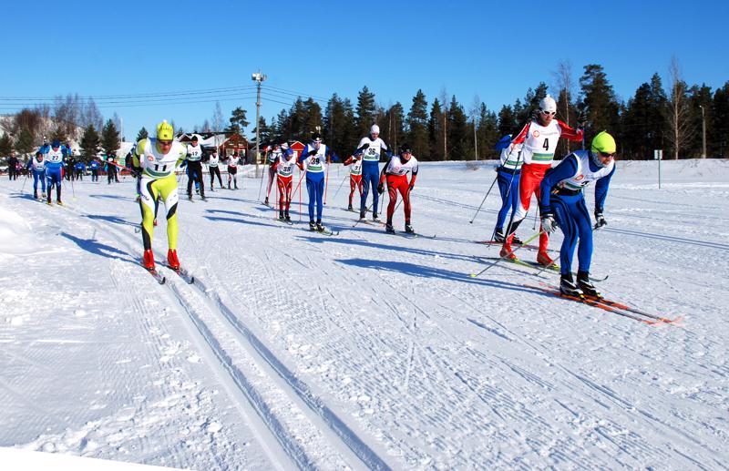 Pyssymäeltä starttaava Kyöstin hiihto on ollut alusta saakka mukana Kalajokilaakson Hiihtoretki-cupissa. Sunnuntain sääennusteetkin lupaavat hyviä kelejä.