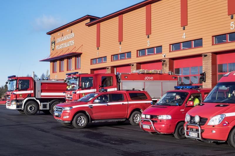 Paloasemien vuokrat tarkistetaan.