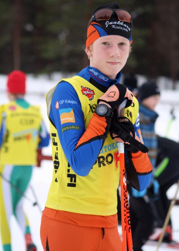 Jirka Oja otti neljännen KP-Cupin voiton Kokkolassa.