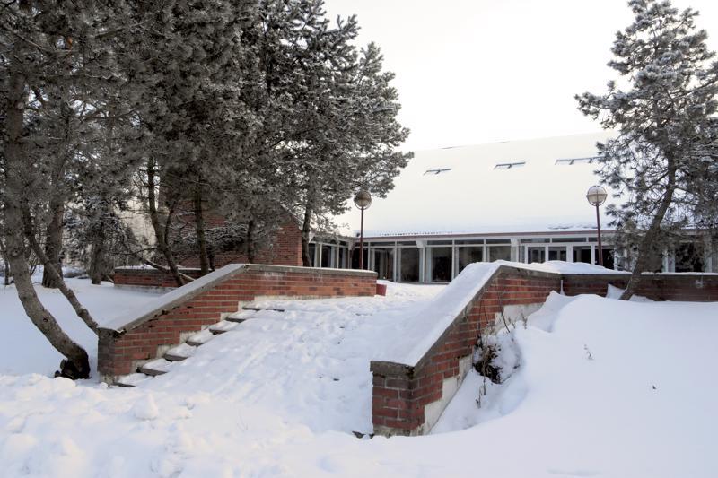 Entinen BI eli lastentarhanopettajaopisto on jo historiaa, rakennus purettiin viime vuonna. Paikalle nousee uusi Kielikylpykoulu.