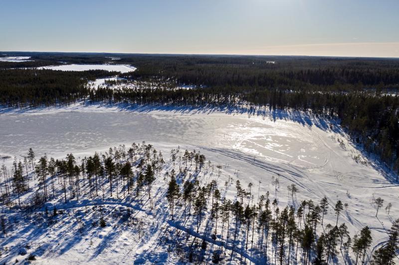 Keliber on aikeissa kuivattaa syksyllä avolouhoksen tieltä Ullavan ja Kaustisen rajalla sijaitsevan Syväjärven.