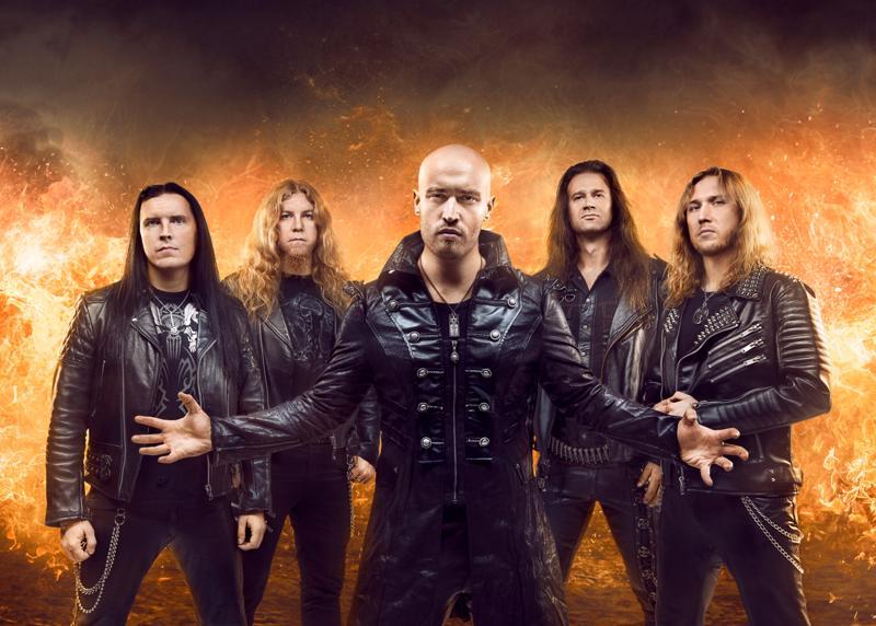 Euroopan kiertueelle lähtevä Beast In Black nähdään Nivalassa huhtikuun alussa. Kotipaikkakunnalla esiintymisessä on rumpali Atte Palokankaan mukaan aina oma erityinen tunnelmansa.
