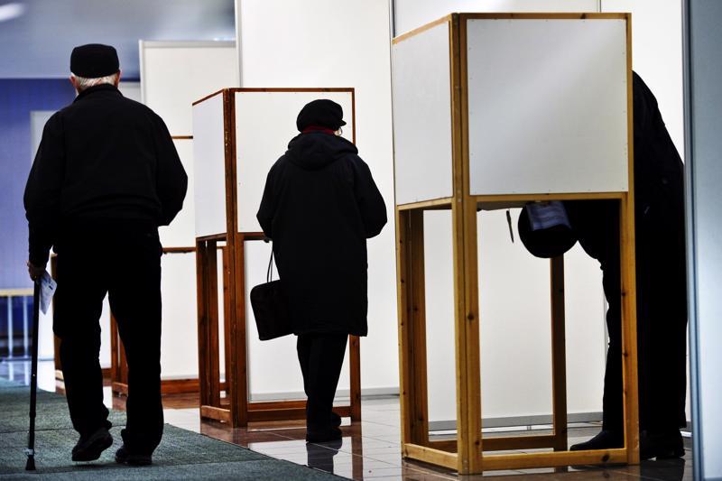 Seuraavat eduskuntavaalit ovat 14. huhtikuuta.