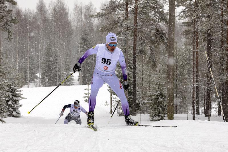 Miska Poikkimäki oli Korkatin Kansallisten kilpailujen ehdoton ykkösnimi.